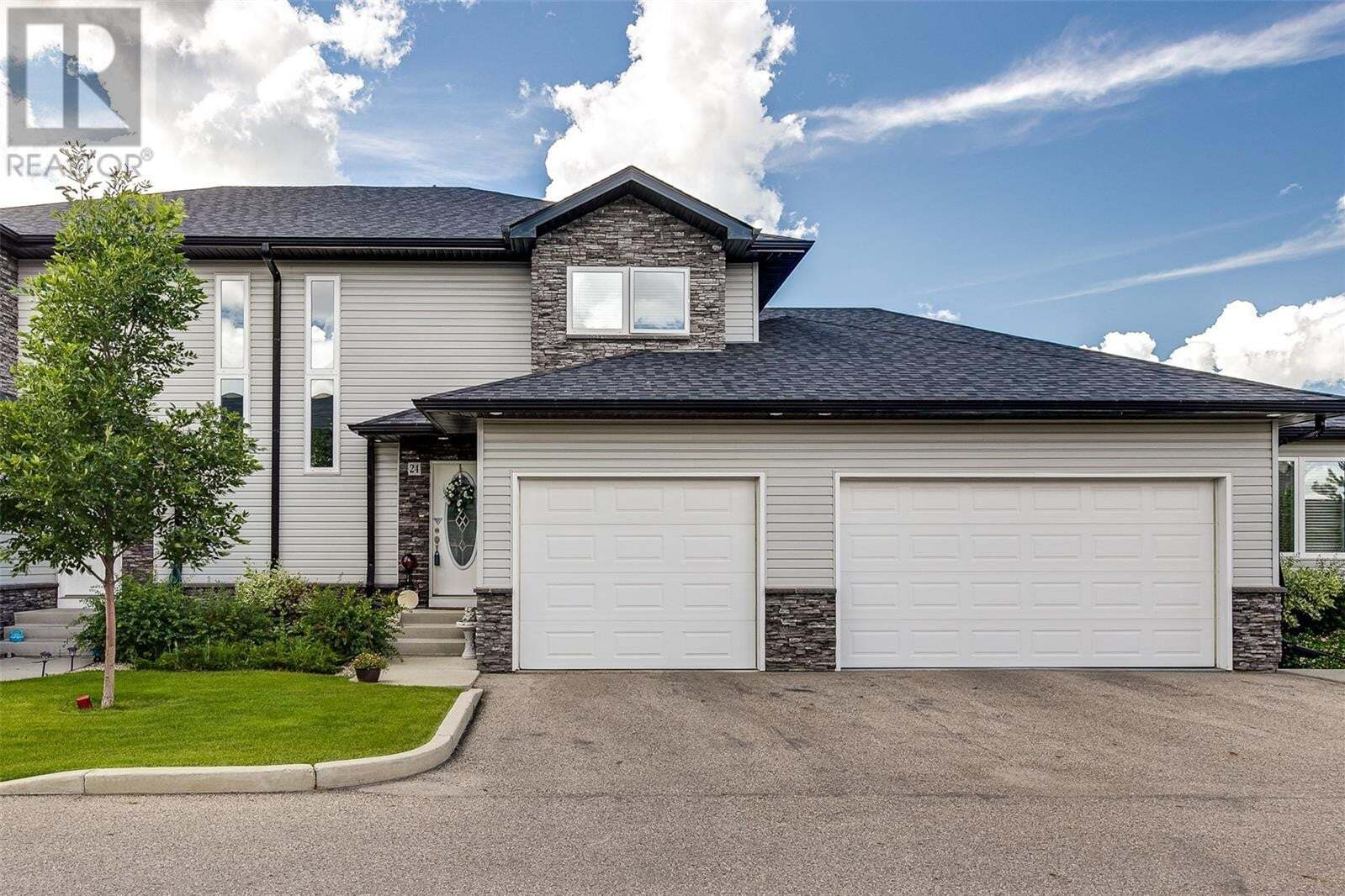 Townhouse for sale at 547 East Hampton Blvd Unit 24 Saskatoon Saskatchewan - MLS: SK823904