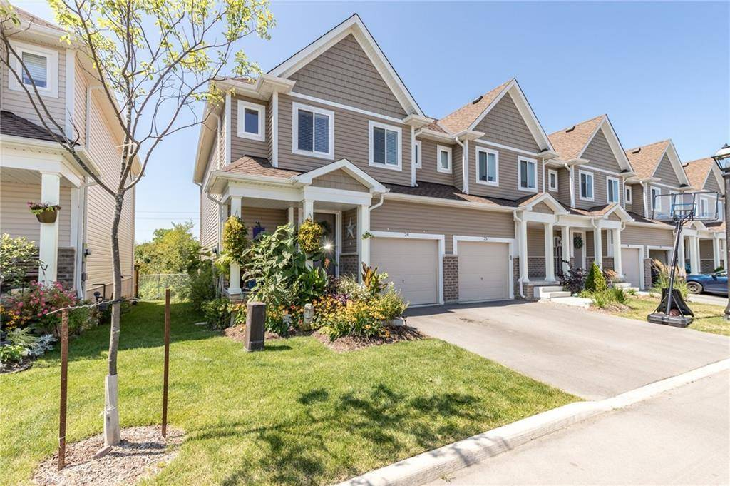 Townhouse for sale at 60 Canterbury Drive Dr Unit 24 St. Catharines Ontario - MLS: 30758200