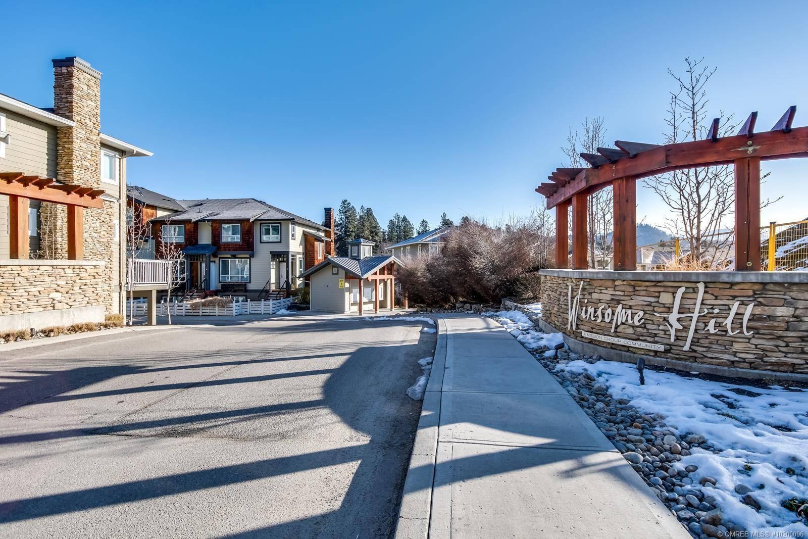 Townhouse for sale at 625 Boynton Pl Unit 24 Kelowna British Columbia - MLS: 10200096