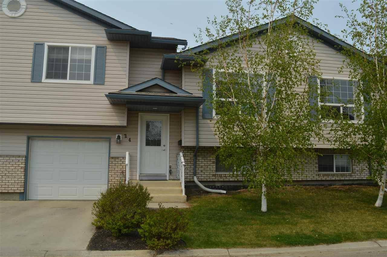 Townhouse for sale at 6506 47 St Unit 24 Cold Lake Alberta - MLS: E4159016