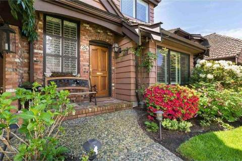 Townhouse for sale at 6600 Lucas Rd Unit 24 Richmond British Columbia - MLS: R2355170