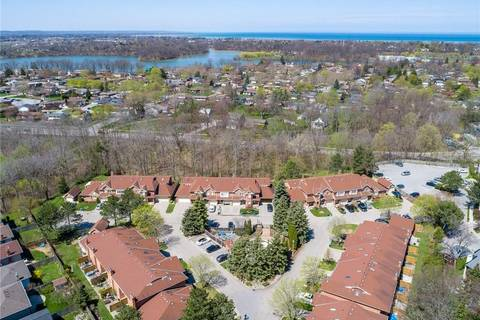 Townhouse for sale at 67 Linwell Rd Unit 24 St. Catharines Ontario - MLS: 30733797