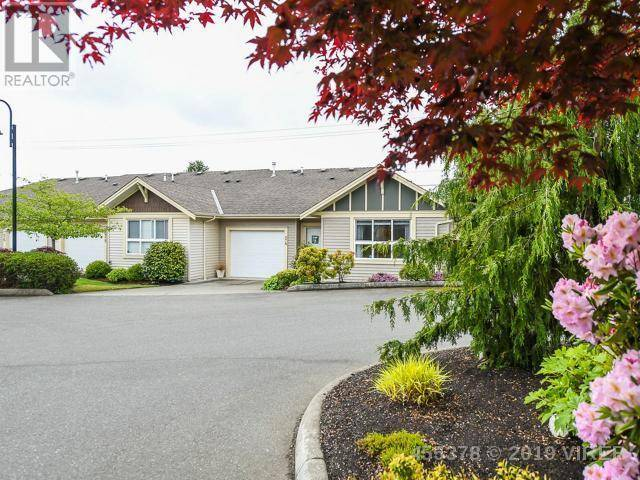Townhouse for sale at 730 Aspen Rd Unit 24 Comox British Columbia - MLS: 455378
