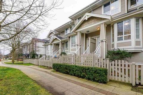 Townhouse for sale at 9079 Jones Rd Unit 24 Richmond British Columbia - MLS: R2439546