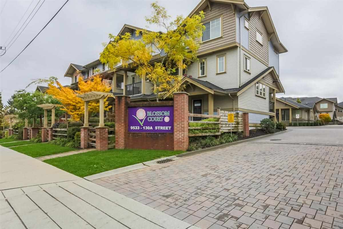 Townhouse For Sale At 9533 130a St Unit 24 Surrey British Columbia