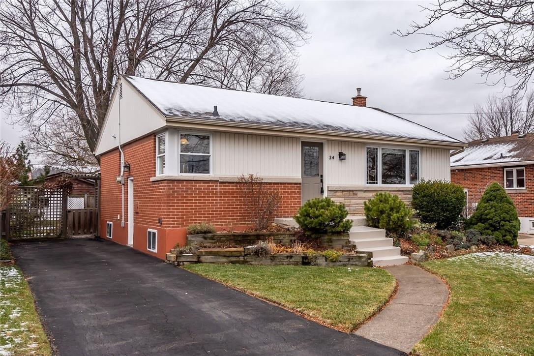 House for sale at 24 Ashland Ave Hamilton Ontario - MLS: H4093704