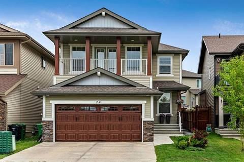 House for sale at 24 Auburn Glen Ln Southeast Calgary Alberta - MLS: C4258266