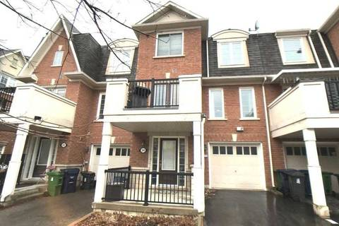 Townhouse for sale at 24 Ayers Cres Toronto Ontario - MLS: E4420214