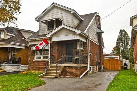 House for sale at 24 Barons Ave Hamilton Ontario - MLS: X4393562