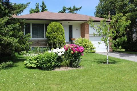 House for sale at 24 Bathford Cres Toronto Ontario - MLS: C4737689