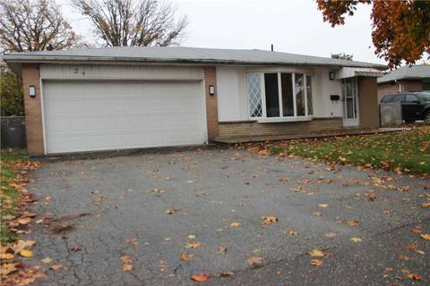 House for sale at 24 Birchbank Rd Brampton Ontario - MLS: W4622196