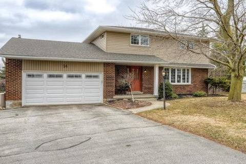 House for sale at 24 Blue Forest Cres Guelph/eramosa Ontario - MLS: X4425920
