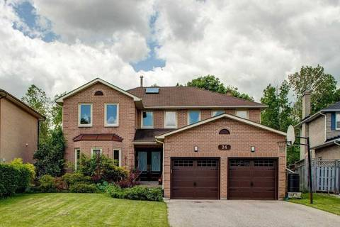 House for sale at 24 Blyth St Richmond Hill Ontario - MLS: N4617238