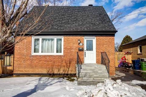 House for sale at 24 Boem Ave Toronto Ontario - MLS: E4695651