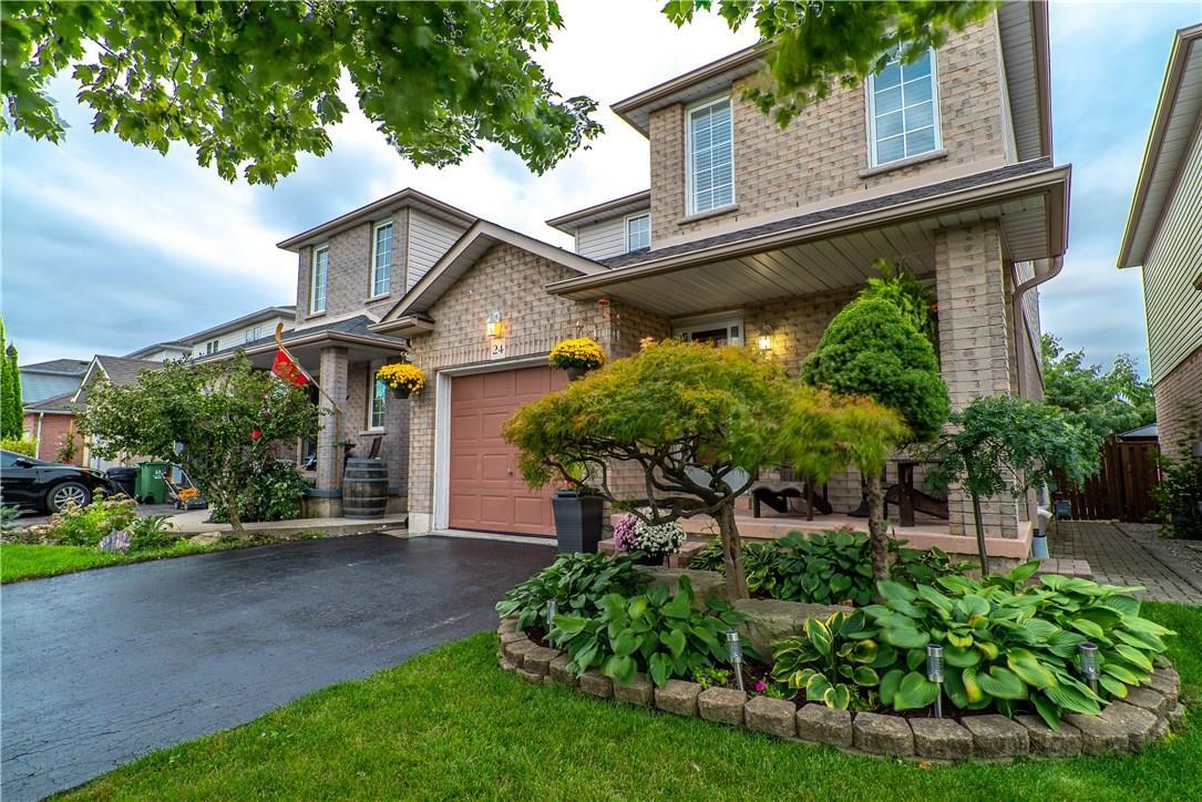 House for sale at 24 Brookheath Lane Hamilton Ontario - MLS: X4274458