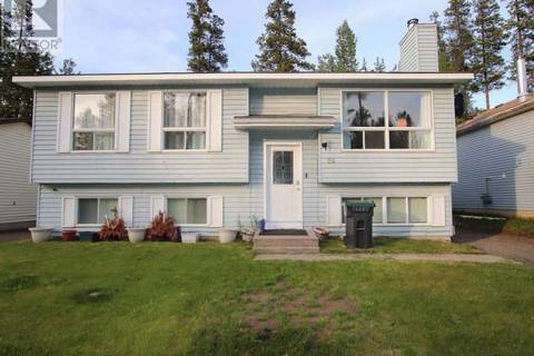 House for sale at 24 Bullmoose Pl Tumbler Ridge British Columbia - MLS: 177165