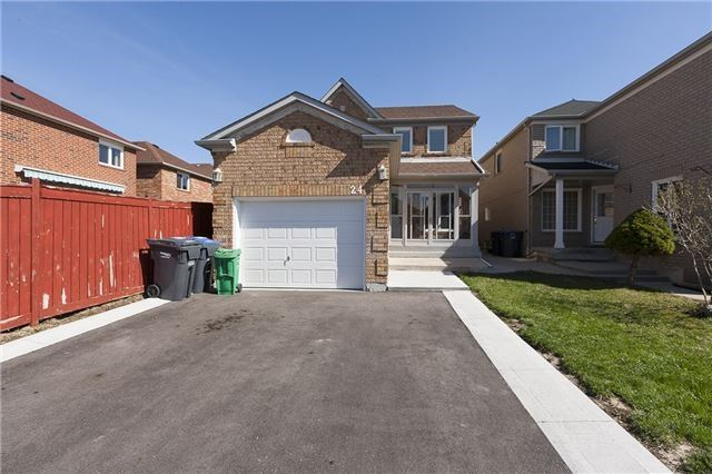For Sale: 24 Buttercup Lane, Brampton, ON | 3 Bed, 4 Bath House for $729,900. See 1 photos!