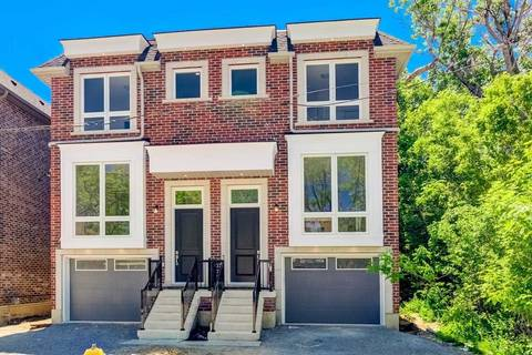 Townhouse for sale at 24 Carhartt Ave Toronto Ontario - MLS: C4484248