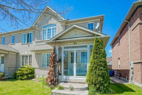 Townhouse for sale at 24 Cariglia Tr Markham Ontario - MLS: N4457578