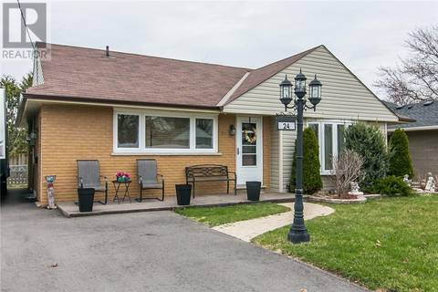 House for sale at 24 Carlton St Kitchener Ontario - MLS: 30728366