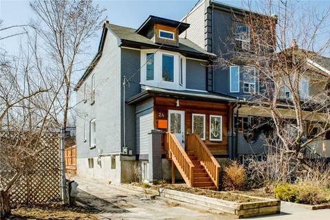 Townhouse for sale at 24 Caroline Ave Toronto Ontario - MLS: E4733491