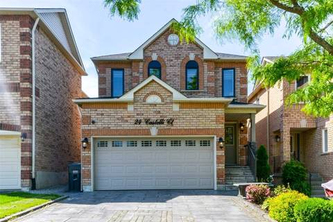 House for sale at 24 Castelli Ct Caledon Ontario - MLS: W4491046