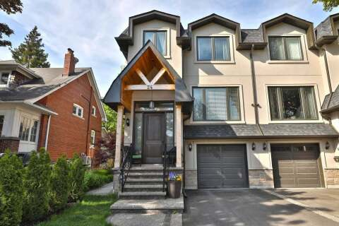 Townhouse for sale at 24 Cayuga Ave Mississauga Ontario - MLS: W4773694
