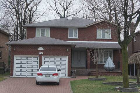 House for sale at 24 Challenger Ct Toronto Ontario - MLS: E4425879