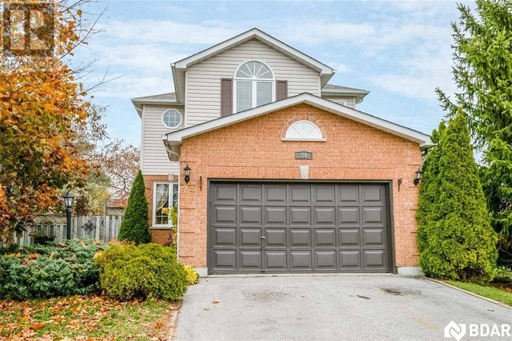 House for sale at 24 Chalmers Dr Barrie Ontario - MLS: 30775772