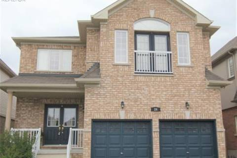 House for sale at 24 Charlemagne Ave Barrie Ontario - MLS: 30742627