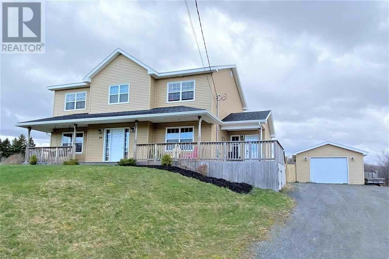 House for sale at 24 Chestnut St New Glasgow Nova Scotia - MLS: 202007897