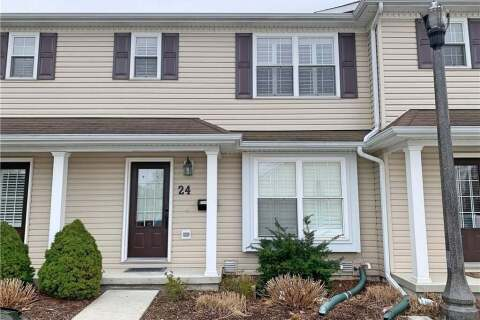Townhouse for sale at 24 Chicory Cres St. Catharines Ontario - MLS: 30813571