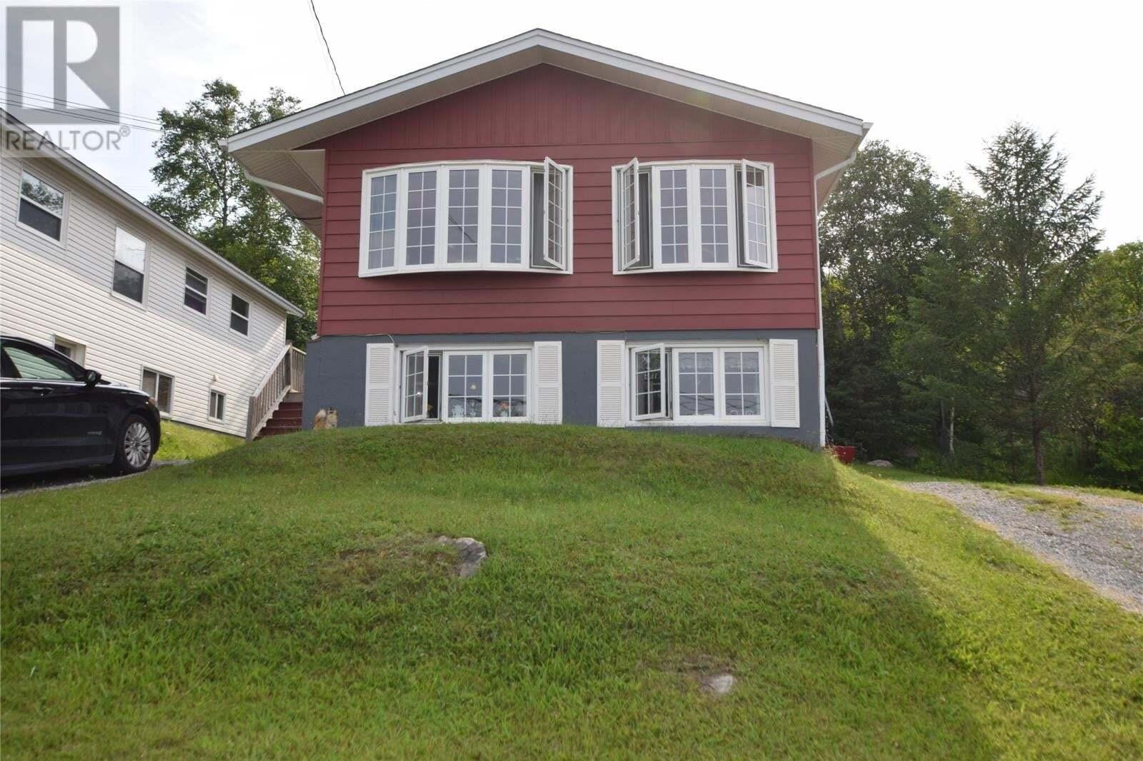 House for sale at 24 Citadel Dr Corner Brook Newfoundland - MLS: 1217955