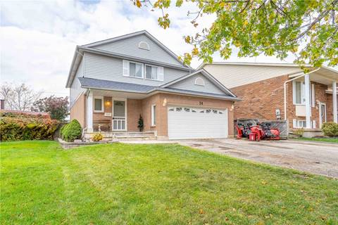 House for sale at 24 Coleman Ct Thorold Ontario - MLS: X4620042