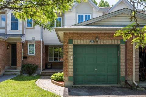Townhouse for sale at 24 College Circ Ottawa Ontario - MLS: 1157223