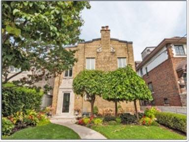 Townhouse for rent at 24 College View Ave Toronto Ontario - MLS: C4569428