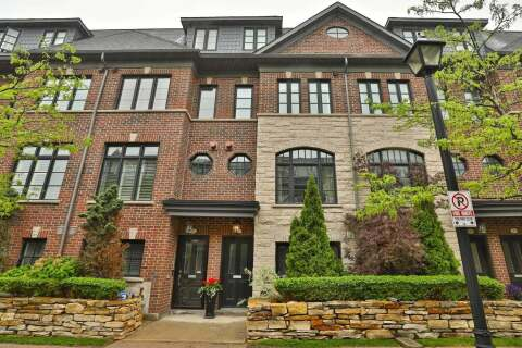 Townhouse for sale at 24 Cormier Hts Toronto Ontario - MLS: W4774172