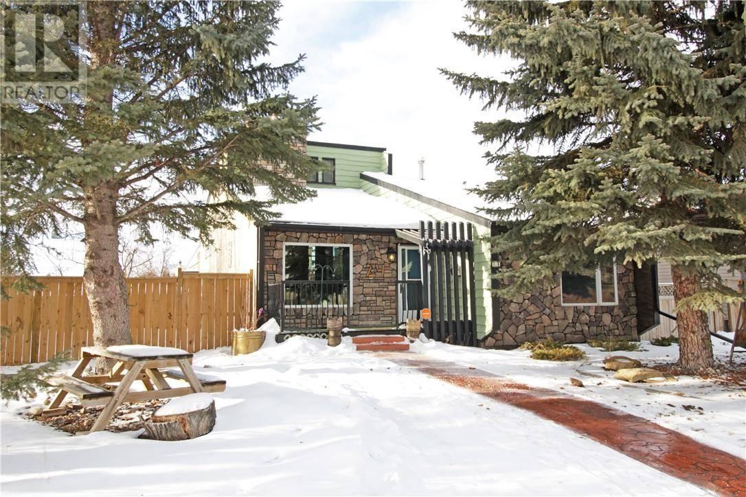 House for sale at 24 Cornett Dr Red Deer Alberta - MLS: ca0186506