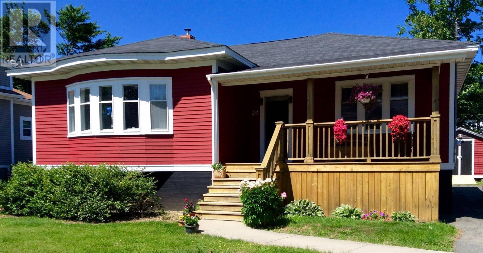 House for sale at 24 Cornwall Ave St. John's Newfoundland - MLS: 1199427
