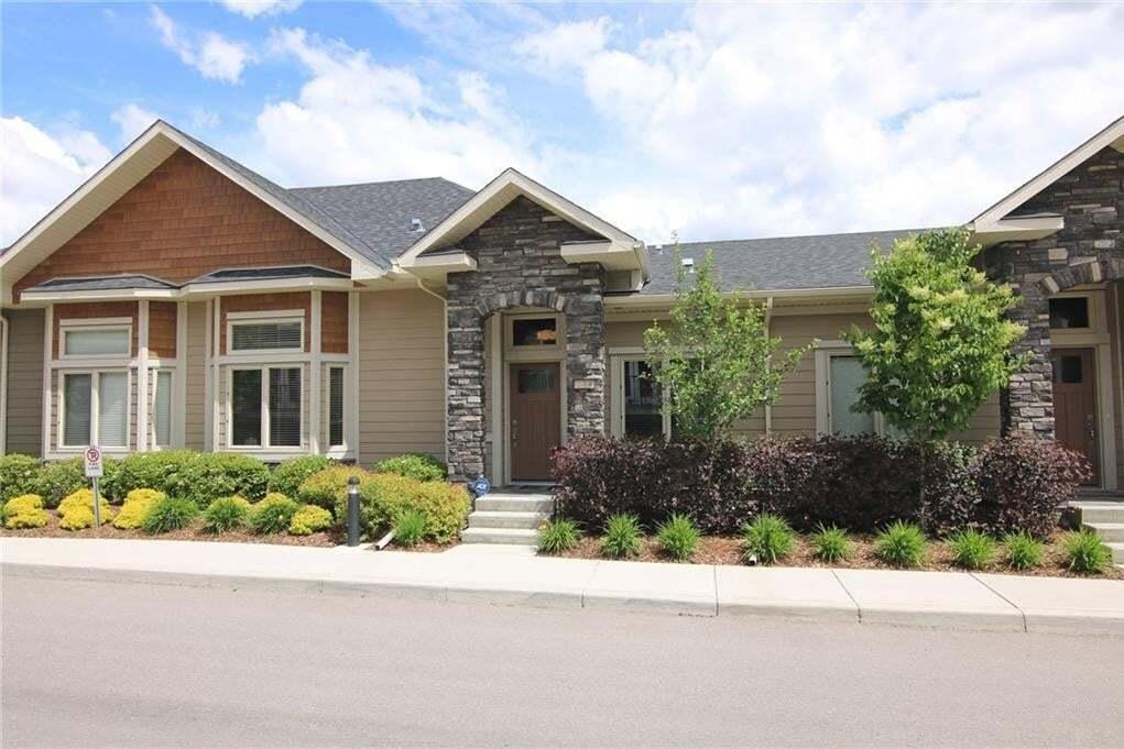 Townhouse for sale at 24 Cougar Ridge Ld SW Cougar Ridge, Calgary Alberta - MLS: C4295736