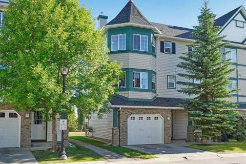 Townhouse for sale at 24 Cougar Ridge Me SW Calgary Alberta - MLS: A1029683