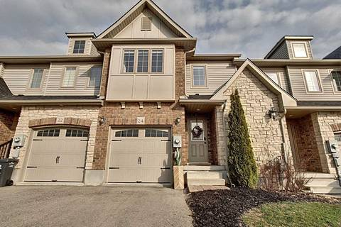 Townhouse for sale at 24 Couling Cres Guelph Ontario - MLS: X4421953