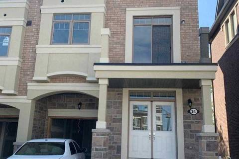 Townhouse for rent at 24 Coxhead Ln Ajax Ontario - MLS: E4649864