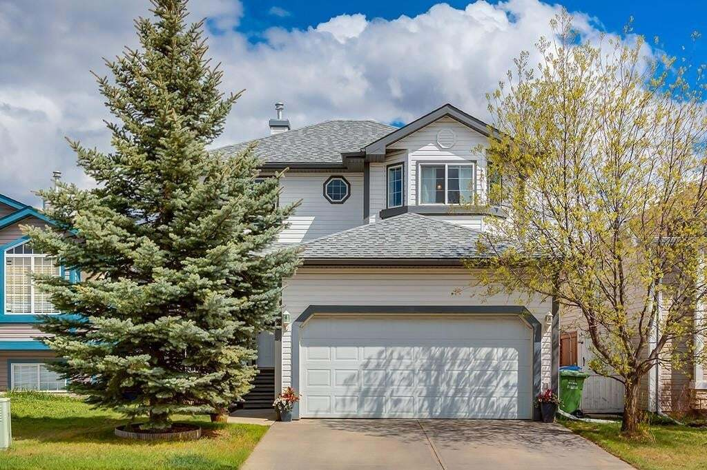House for sale at 24 Creek Gardens Cl NW Silver Creek, Airdrie Alberta - MLS: C4304968