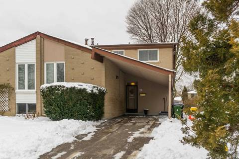 Townhouse for sale at 24 Crispin Cres Toronto Ontario - MLS: C4673443