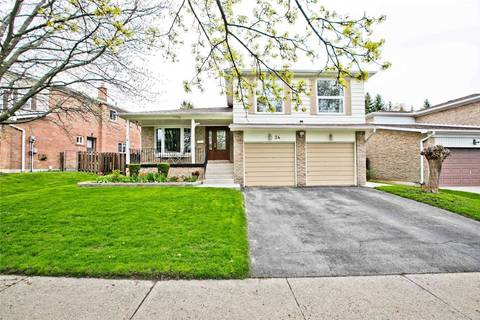 House for sale at 24 Cudham Dr Toronto Ontario - MLS: E4452694
