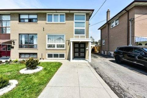 Townhouse for sale at 24 Damask Ave Toronto Ontario - MLS: W4460179