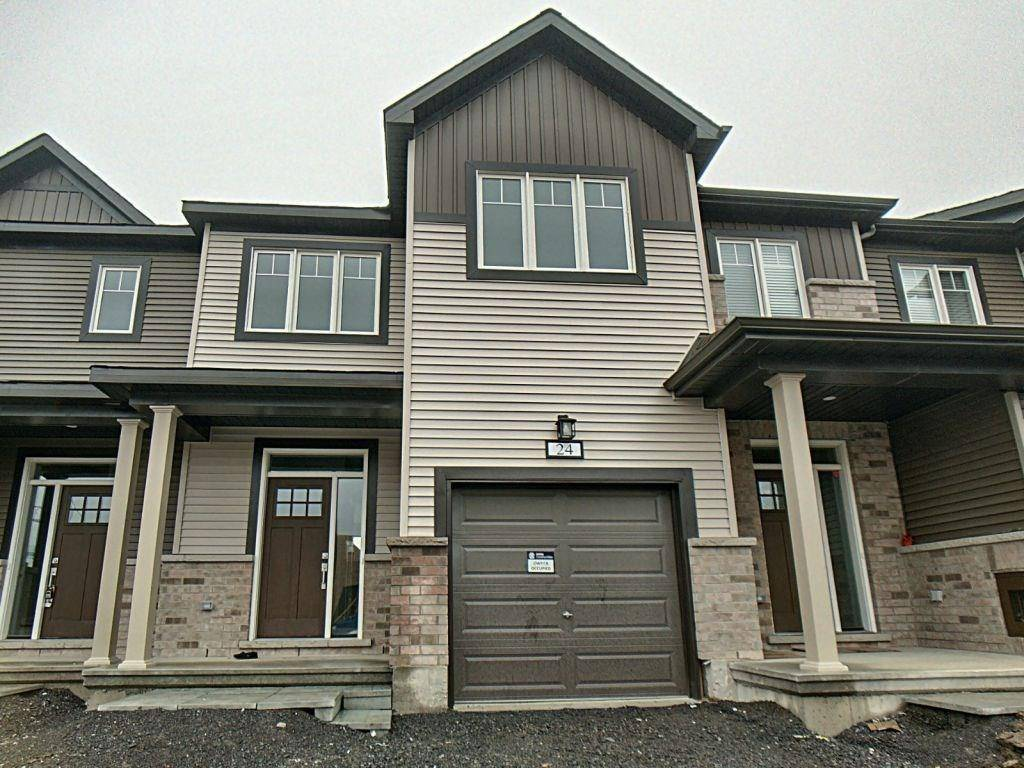 Townhouse for sale at 24 Damselfish Wk Orleans Ontario - MLS: 1171546