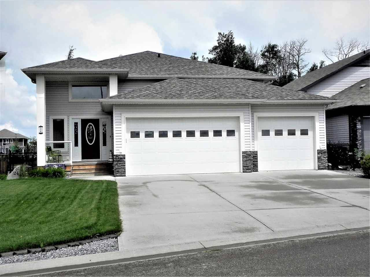 House for sale at 24 Dawson Ct Spruce Grove Alberta - MLS: E4181238