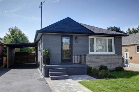 House for sale at 24 Delwood Dr Toronto Ontario - MLS: E4922948